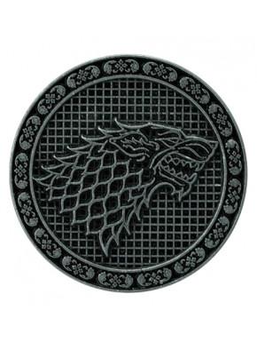Pin Stark Juego de Tronos