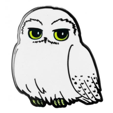 Pin Hedwig Harry Potter