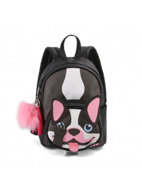 Mochila Shy Bulldog OH MY POP