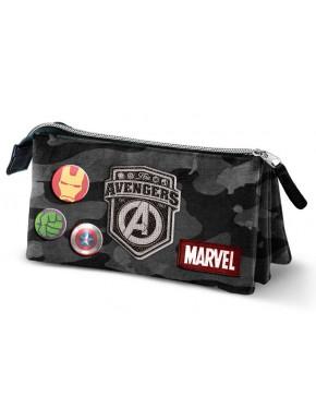 Estuche Portatodo Avengers Marvel
