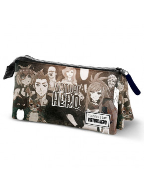 Estuche Potatodo Rubius Virtual Hero