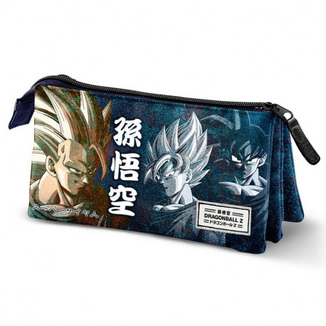Estuche Portatodo Dragon Ball Goku