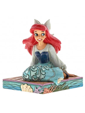 Figura Disney Ariel Jim Shore 9 cm