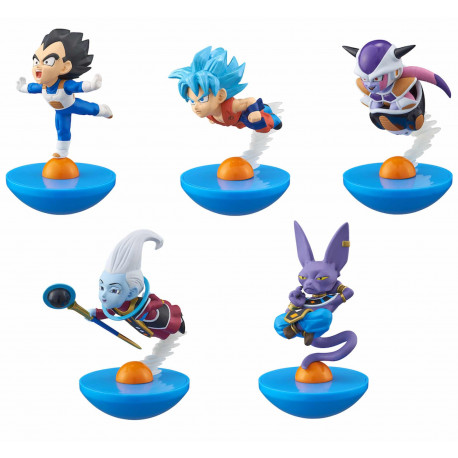 Figuras Dragon Ball Super Display 8 cm