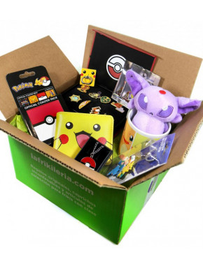 Caja sorpresa Pokemon Edition