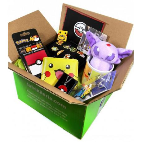 Caja sorpresa Pokemon Edition