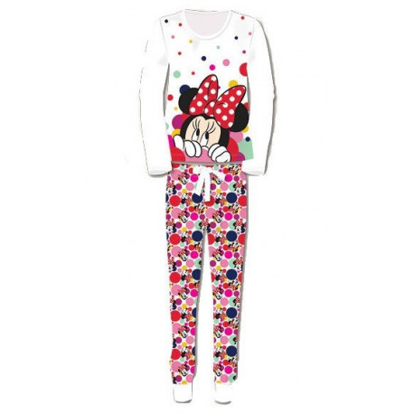 Pijama Minnie Mouse Disney Adulto