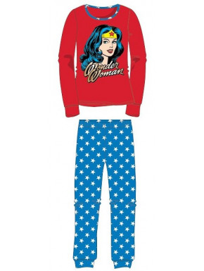 Pijama Wonder Woman Adulto DC