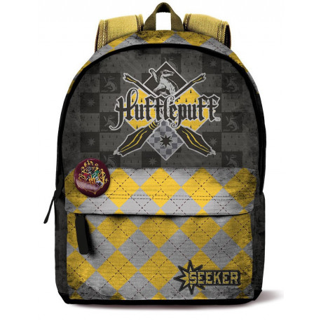 Mochila Harry Potter Hufflepuff Quidditch