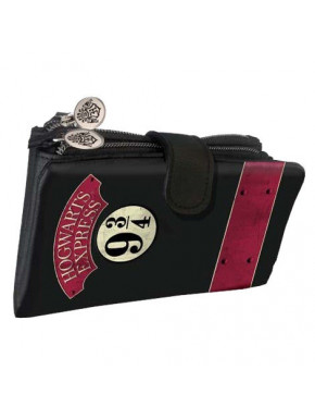 Cartera Monedero Harry Potter Andén 9 3/4