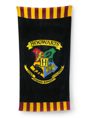 Toalla Harry Potter Hogwarts Crest