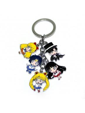 Llavero personajes Sailor Moon