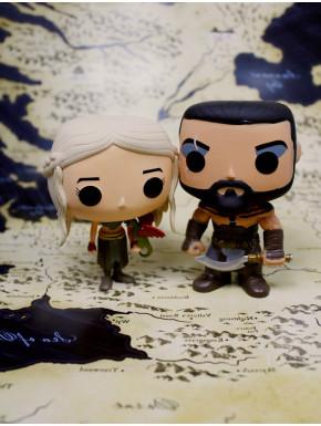 Funko Pack! Khal & Khaleesi Juego de Tronos