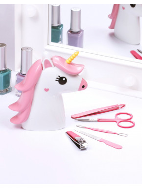 Kit de Manicura Unicornio