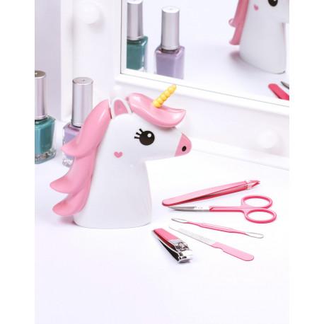 Kit de Manicura Unicornio