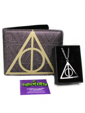 Pack Harry Potter mis reliquias