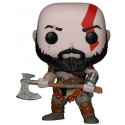Funko Pop! Kratos con Hacha God of War