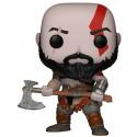 Funko Pop! Kratos con Hacha God of War