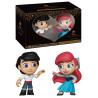 Set de 2 Figuras Eric & Ariel Funko Disney Princess