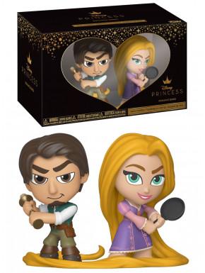 Set de 2 Figuras Flynn & Rapunzel Disney Princess Funko