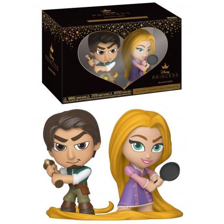 Set de 2 Figuras Flynn & Rapunzel Disney Funko