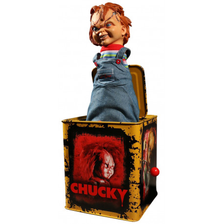 Caja de Música La Novia de Chucky