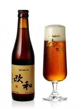 Cerveza Japonesa Owa Beer 33 cl