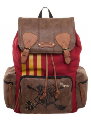 Mochila Harry Potter Hogwarts Quidditch