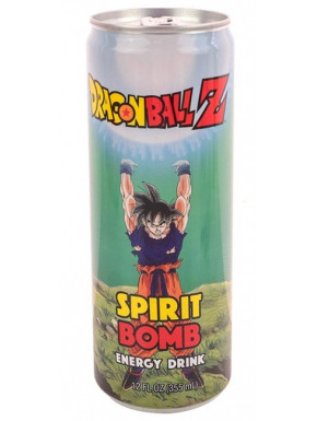 Bebida Energética Spirit Bomb Dragon Ball Z