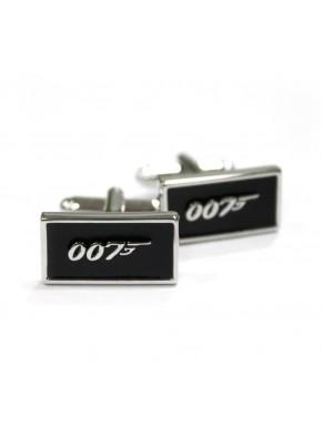 Gemelos 007 acero