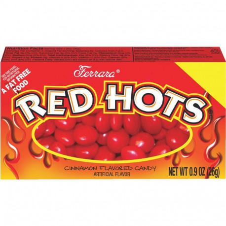 Caramelos Picantes Ferrara Red Hots