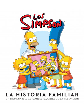 Libro Los Simpson La Historia Familiar