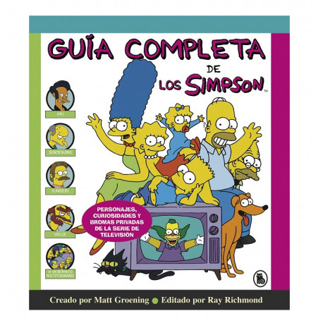 Guía Completa de Los Simpson
