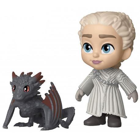 Set Figuras Jon & Daenerys Juego de Tronos Funko VYNL