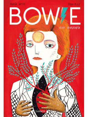 Libro Bowie Álbum Ilustrado