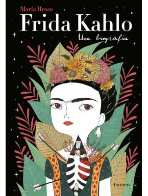 Libro Frida Kahlo Una Biografía Ilustrada