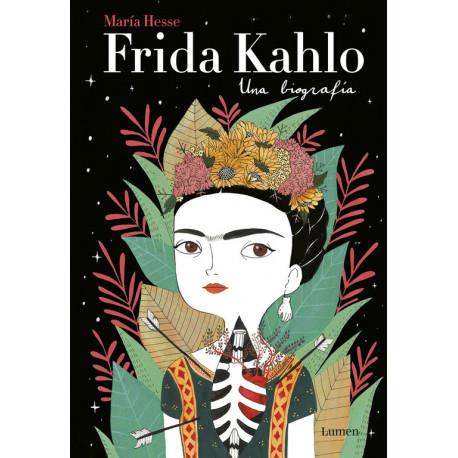 Libro Frida Kahlo Una Biografía