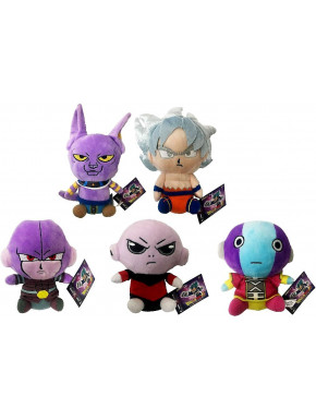 Peluche Dragon Ball Super Series 15 cm