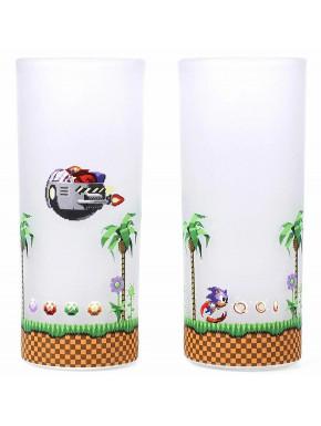 Pack de 2 vasos Sonic & Eggman