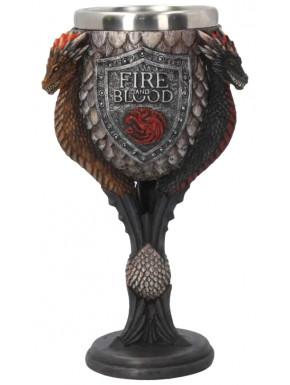 Copa Deluxe Targaryen Juego de Tronos