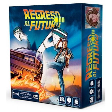 Juego Regreso al Futuro