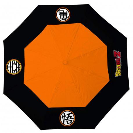 Paraguas plegable Dragon Ball