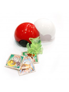 Pokeball Sorpresa 3 cm