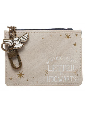 Cartera Monedero Hedwig Carta Harry Potter