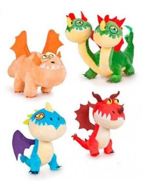 Peluche Cómo entrenar a tu Dragon 26 cm