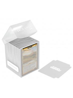 Caja Transparente de cartas tamaño estándar para 100 Unidades