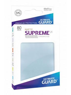 80 Fundas cartas estándar mate Supreme Ultimate Guard