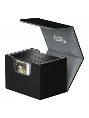 Caja para cartas tamaño estándar Negro SideWinder para 100 cartas