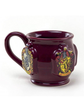 Taza 3D Harry Potter Hogwarts