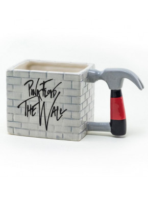 Taza 3D Pink Floyd The Wall